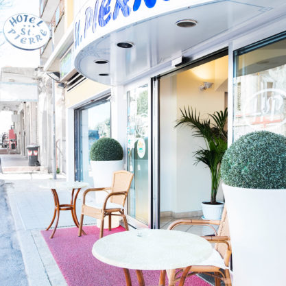 Hotel St Pierre Rimini